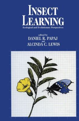 Insect Learning: Ecology and Evolutinary Perspectives