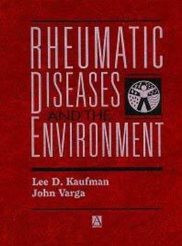 Rheumatic Diseases and the Environment