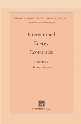 International Energy Economics