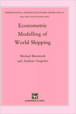 Econometric Modelling of World Shipping