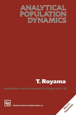 Analytical Population Dynamics