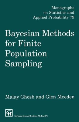 Bayesian Methods for Finite Population Sampling