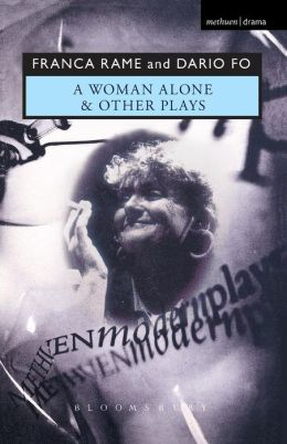A Woman Alone & Other Plays