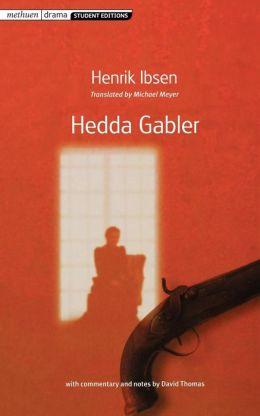 Hedda Gabler: Methuen Student Edtion