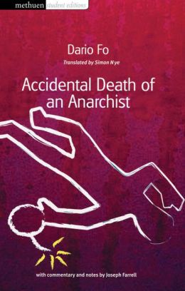 Accidental Death of an Anarchist: Methuen Student Edition
