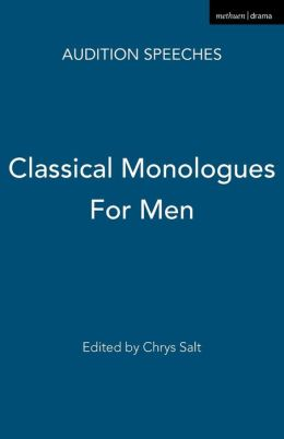 The Methuen Book of Classical Monologues for Men
