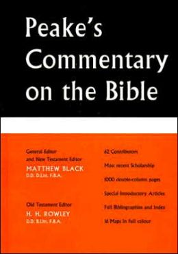 Peake's Commentary on the Bible
