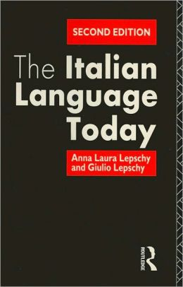 The Italian Language Today
