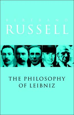 A Philosophy of Leibniz: With an Appendix of Leading Passages