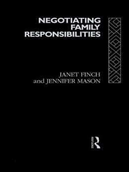 Negotiating Family Responsibilities