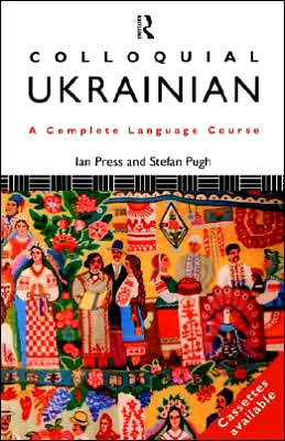 Colloquial Ukrainian
