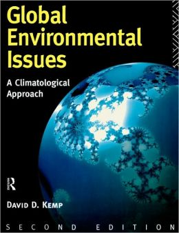 Global Environmental Issues: A Climatological Approach