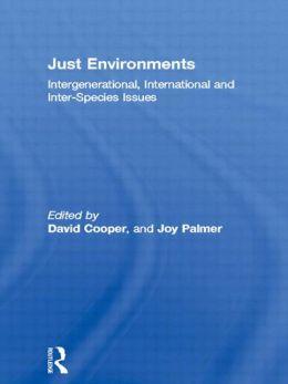 Just Environments