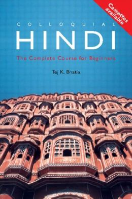 Colloquial Hindi: A Complete Language Course for Beginners