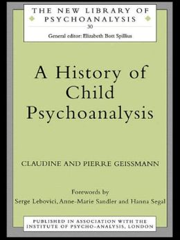 A History of Child Psychoanalysis