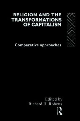 Religion And The Transformations Of Capitalism