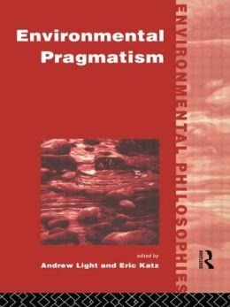Environmental Pragmatism