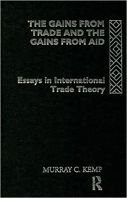 The Gains From Trade And The Gains From Aid