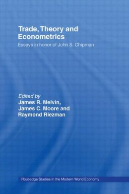 Trade, Theory and Econometrics