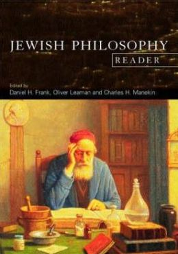 The Jewish Philosophy Reader