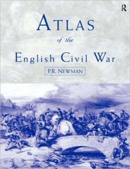 Atlas Of The English Civil War