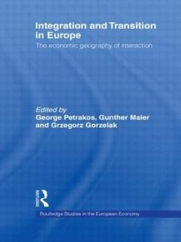 Integration and Transition in Europe: The Economic Geography of Interaction