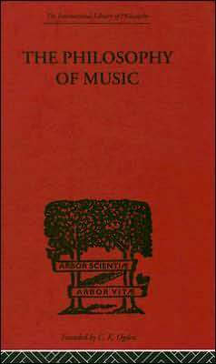 The Philosophy Of Music