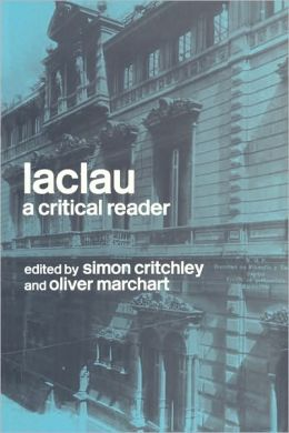 Laclau: A Critical Reader
