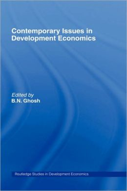 Contemporary Issues in Development Economics