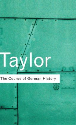 Course of German History