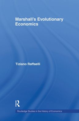 Marshall's Evolutionary Economics
