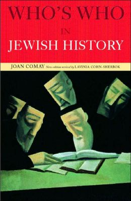 Who's Who in Jewish History: After the Period of the Old Testament