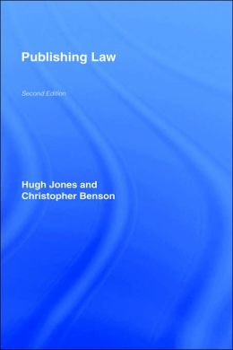 Publishing Law, Second Edition
