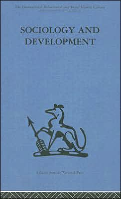 Sociology and Development