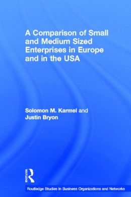 Comparison of Small and Medium Sized Enterprises in Europe and the USA