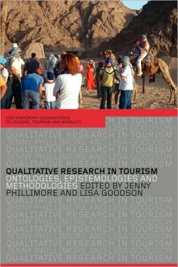 Qualitative Research In Tourism