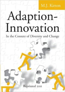 Adaption-Innovation: In the Context of Change and Diversity