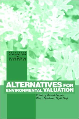 Alternatives for Environmental Valuation