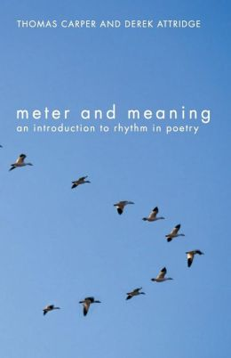 Meter and Meaning: Introduction to Rhythm in Poetry
