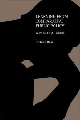 Learning From Comparative Public Policy: A Practical Guide