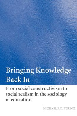 Bringing Knowledge Back In
