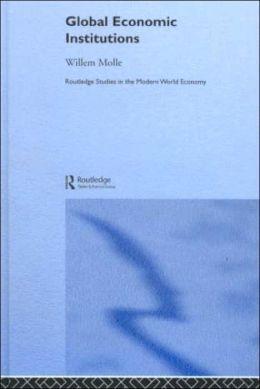 Global Economic Institutions