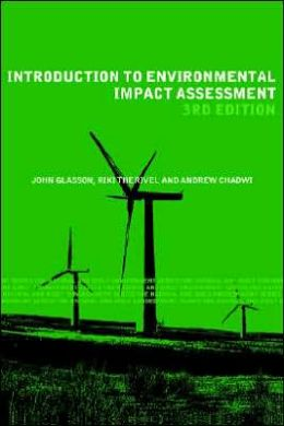 Introduction To Environmental Impact Assesment