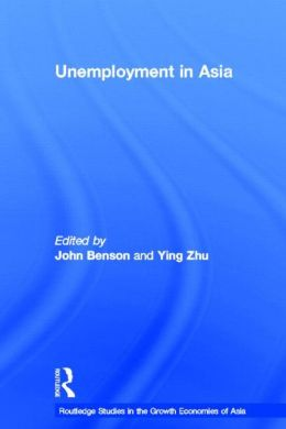 Unemployment in Asia: Organizational and Institutional Relationships