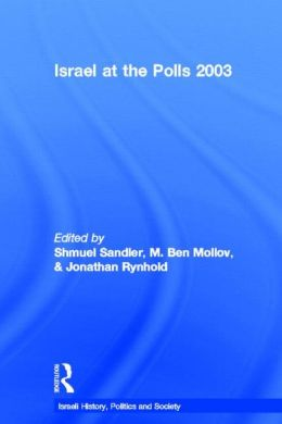 Israel At The Polls 2003