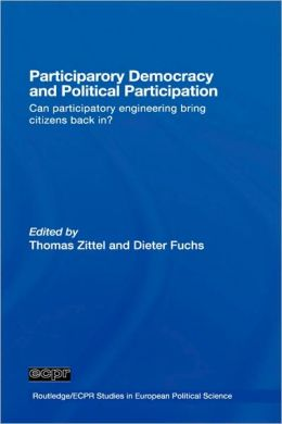 Participatory Democracy And Political Participation