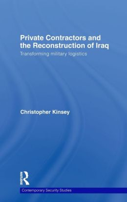 Private Security and the Reconstruction of Iraq