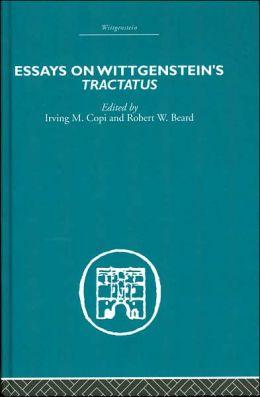 Essays on Wittgenstein's Tractatus (Routledge Library Editions: Wittgenstein Series)