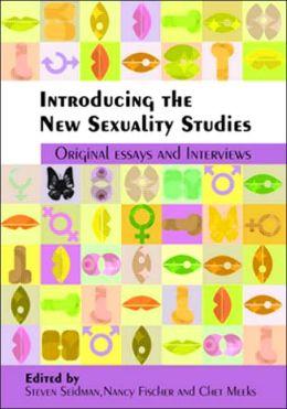 New Sexuality Studies