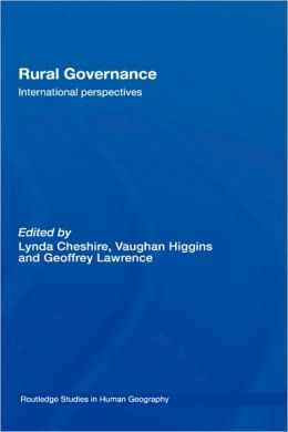 Rural Governance: International Perspectives